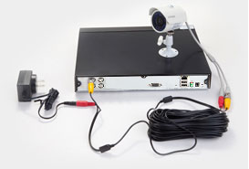 ZMD-DT-SBL4 | 4 Channel Digital Video Recorder