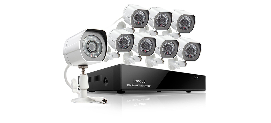 8CH 720P Simplified PoE NVR System